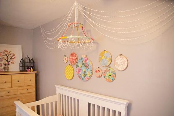 Ideias de Decoracao para o Quarto do Bebe 2
