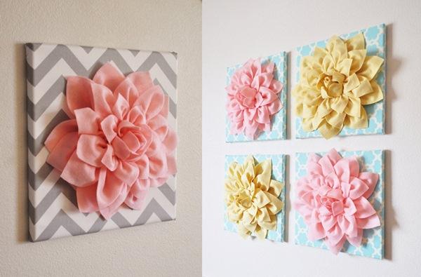 Ideias de Decoração para o Quarto do Bebê   Faça Você Mesmo faça você mesmo diy decoração para o quarto do bebê decoração